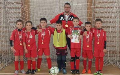 Labdarúgás diákolimpia I. korcsoport – Somogy megye bajnoka a Marcali