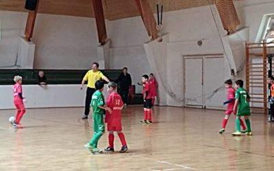 II. korcsoportos Teremlabdarúgó Diákolimpia megyei döntője