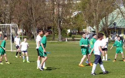 Foci Diákolimpia körzeti döntők