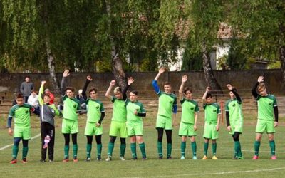 Marcali VFC – Balatonlelle SE U16 : 10:1 (4:0)