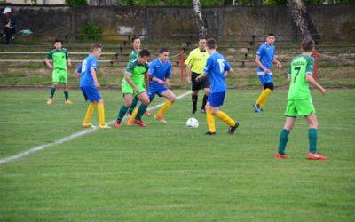 Marcali VFC – Somogyvár K.Ö.SE U16 foci 5:1 (3:1)