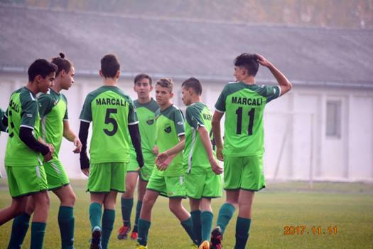 Marcali – Fonyód 16-2 (7-0)