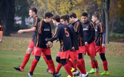 Marcali VFC – Segesd SE U19: 5-2 (4-0)