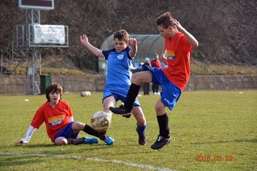 Győzelemmel kezdte a tavaszt U14-es csapatunk