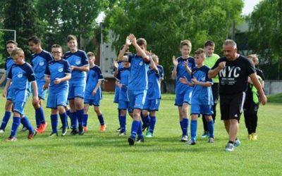 Hibátlan teljesítménnyel bajnok a Marcali VFC U14-es csapata!