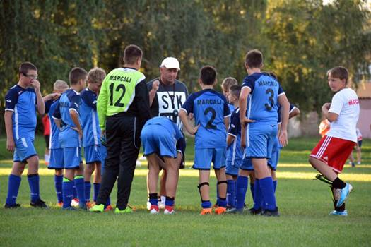 Marcali VFC – Kéthely SE U14 foci 7:0 (3:0)