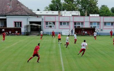 Marcali VFC – Böhönye edzőmeccs