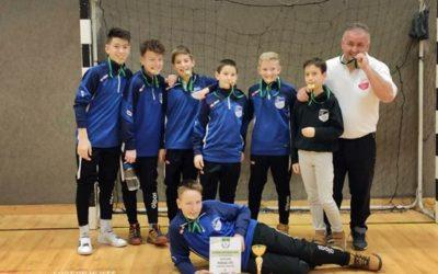 Rangos tornán győzött a Marcali U13-as focicsapat!