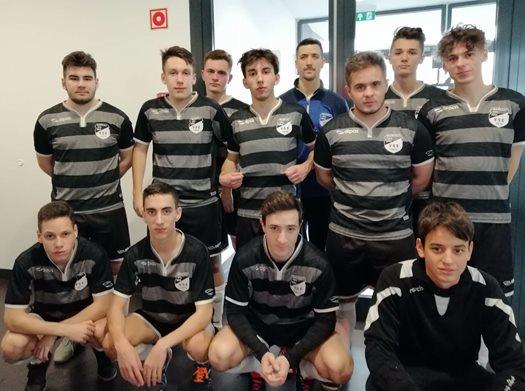 A megyei futsal döntőben a Marcali VFC U19