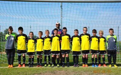 Tornát nyert Siófokon az MVFC U-11-es csapata