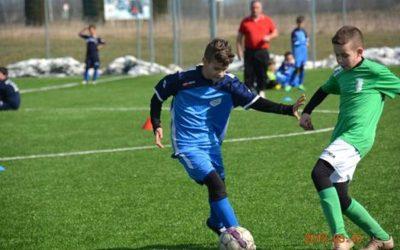 Celldömölkön megkezdte a tavaszi szezont U11-es, és U13-as csapatunk is