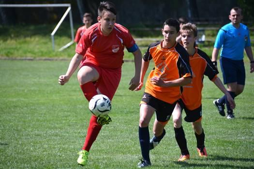 Marcali VFC – Balatonföldvári SE (U16) labdarúgás 17-3 (9-2)