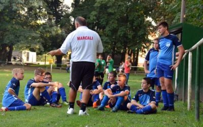 Győzelemmel kezdett az MVFC U14-es csapata