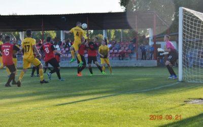 Győzött a VFC a Toponár ellen, az U19 döntetlent játszott